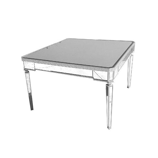 Charlotte mirror table 40