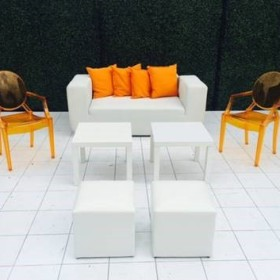 Oscar  chairs orange