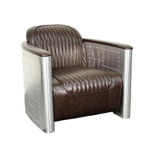 Aviator Armchair Categories: Chairs, Accent Chairs
