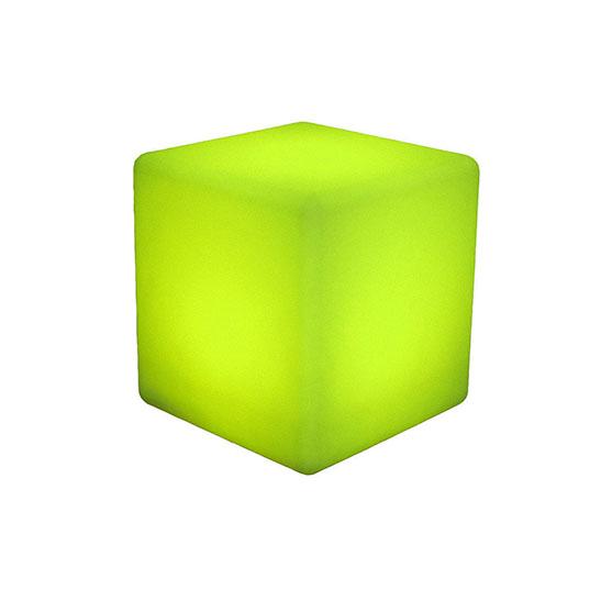 glowing-cube