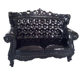 love seat jules black181
