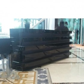 piano bar black