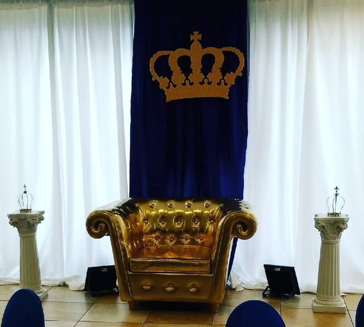 Sultan Chair Bubble Miami