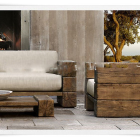 vintage-wooden-outdoor-furniture