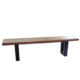 bench rustic
