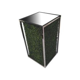 moma topiary green mirror top