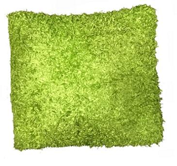 pillow_green_shag