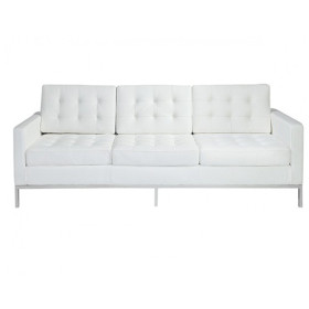 Flow sofa white