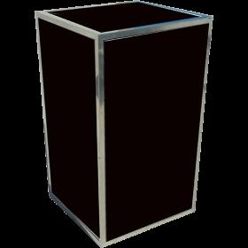 uno pedestal black