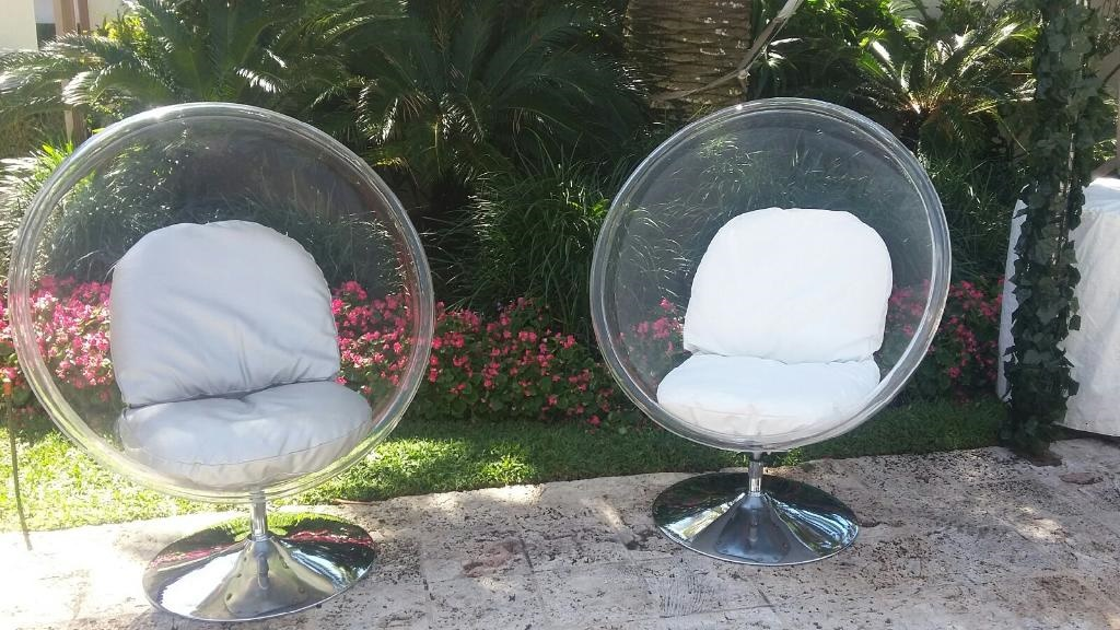Bubble Chair Clear Bubble Miami